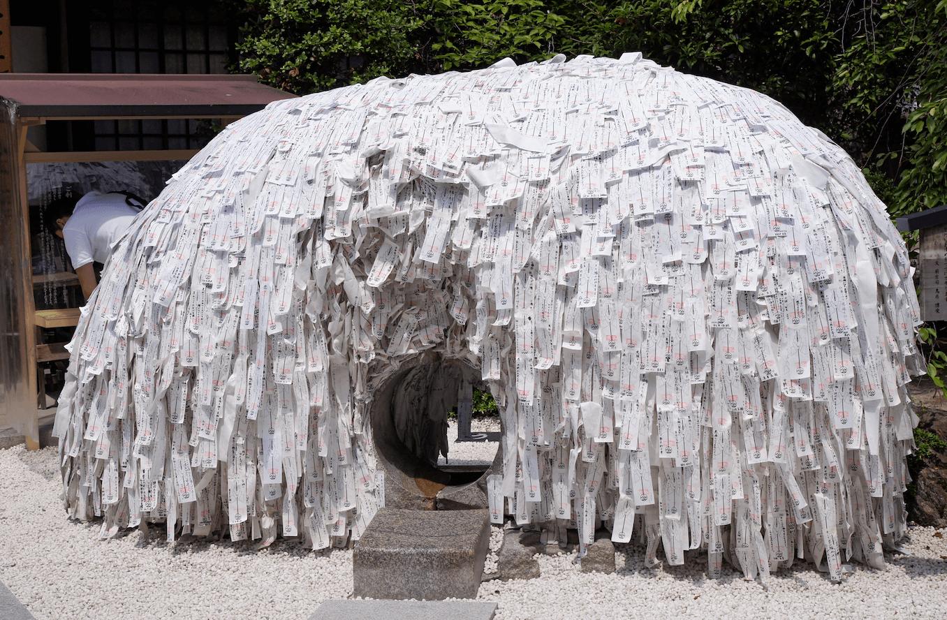 《霊能師がみた》京都・安井金比羅宮の【縁切り】効果と、不思議な出来事