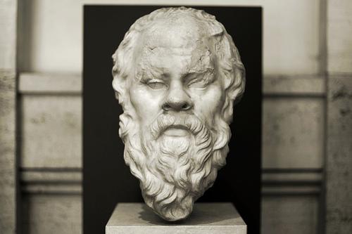 ソクラテスは霊の声を聞いていた