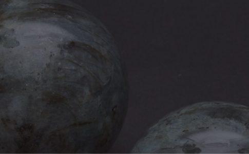 「姉厳選」パワーストーン第2弾 ⑫【 直感力、霊力、想像力 】を授けてくれる石