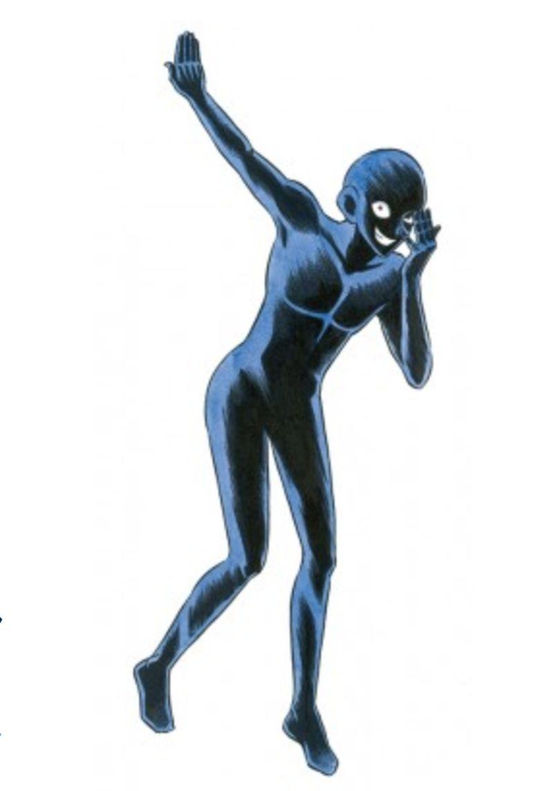 忍び寄る黒い人影の正体とは…見え方の種類によって違いはあるの?